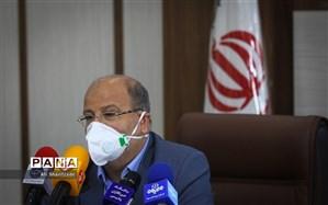بستری بیش از هفت هزار کرونایی در تهران