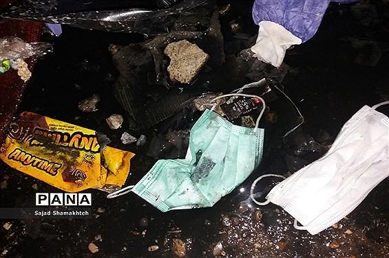 اهواز ؛ شهری گرفتار زبالهها