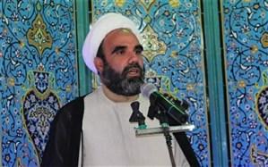 امامجمعه کنگاور: با تحریم هم انقلاب اسلامی متوقف نمیشود