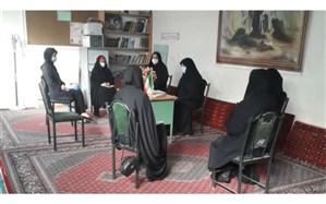 جلسه هماندیشی در رابطه با مناظره دانشآموزی در جوادآباد
