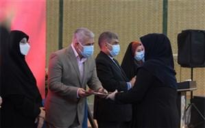 برگزاری همایش بانوان شهرستان اسلامشهر به مناسبت میلاد حضرت فاطمه زهرا(س)