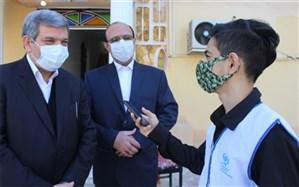 استان بوشهر یکی از استانهای پیشرو در تامین تبلت دانش آموزان است