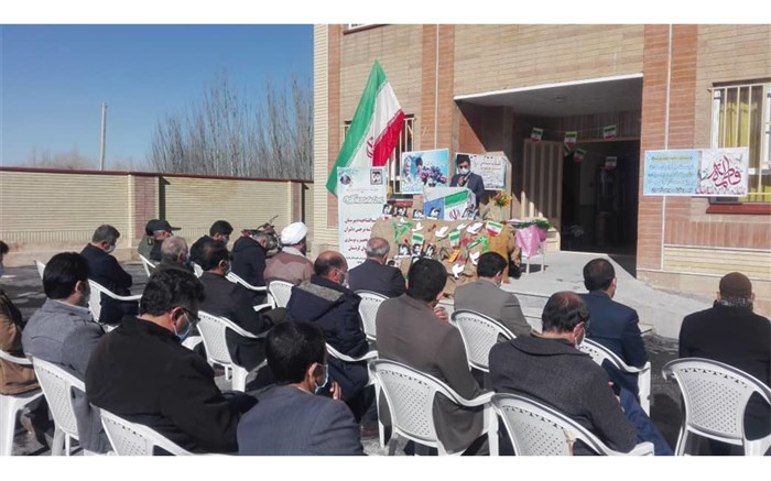 دبیرستان 6 کلاسه دخترانه نرجس دلبران در شهرستان قروه افتتاح شد
