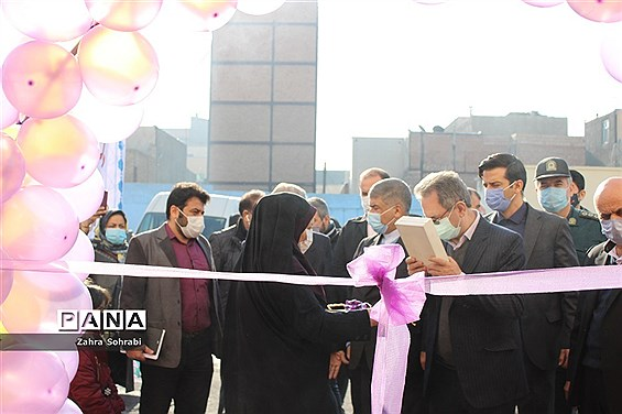 آیین افتتاح 72 پروژه عمرانی با حضور استاندارتهران در اسلامشهر