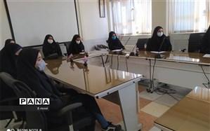 تشکیل جلسه هیئت اندیشه ورزان  منطقه لاران