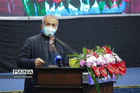 مراسم تجلیل از صادرکنندگان برگزیده آذربایجان شرقی
