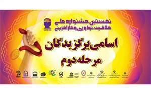 کسب  16رتبه برتر استانی دانشآموزان ناحیه یک شهرری در جشنواره ملی خلاقیت، نوآوری و کارآفرینی