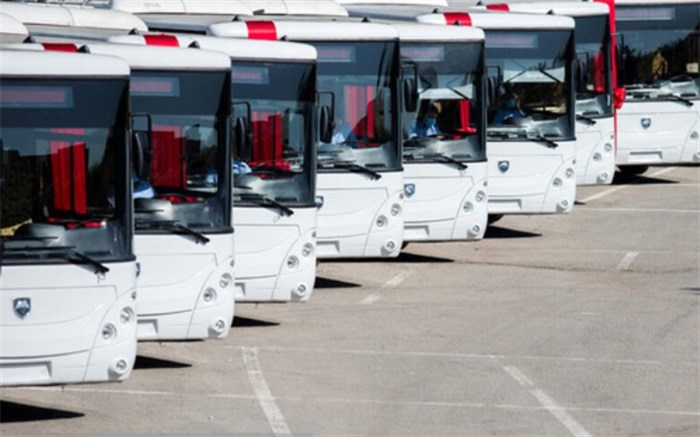 فردا ۱۱۰ دستگاه اتوبوس و مینیبوس جدید وارد پایتخت میشوند