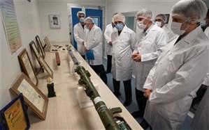 افتتاح خط تولید انبوه موشکهای دوشپرتاب