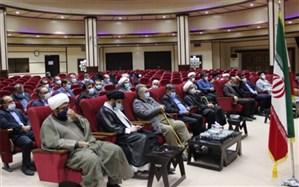 برگزاری مراسم معارفه رئیس جدید اداره اوقاف و امور خیریه اسلامشهر