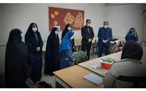 حسینی: قانون حمایت از معلولان در دستور کار آموزش و پرورش است