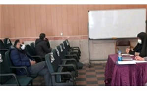 برگزاری جلسه  آموزشی مهارتهای پیشگیری از آسیبهای اجتماعی در جوادآباد