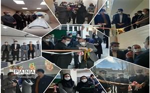 افتتاحیه چهار پروژه در مرکز آموزشی، درمانی هاجر در شهرکرد