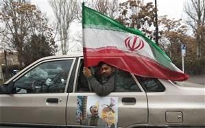 اعلام مسیرهای ۱۲گانه راهپیمایی خودرویی و موتوری ۲۲ بهمن
