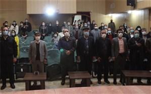 برگزاری همایش  و نمایشگاه آثارخوشنویسی و تذهیب هنرمندان شهرستان اسلامشهر