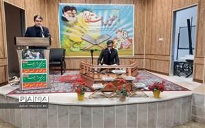 برگزاری محفل مجازی انس با قرآن کریم فجر انقلاب اسلامی در فاروج