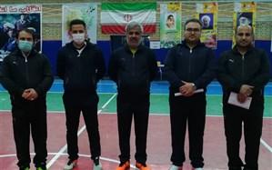 برگزاری مسابقه ورزشی ویژه برادران و خواهران ادارات شهرستان ملارد