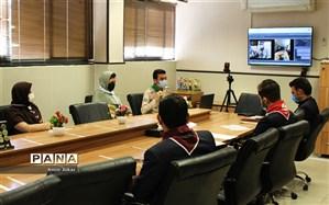 احکام اعضای مربیان و دانشآموزان مجامع پیشتاز فارس تمدید شد