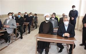 بهرهبرداری از آموزشگاه ۱۵ کلاسه در صفادشت