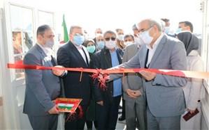 افتتاح مدرسه شش کلاسه روستای یولا گلدی شهرستان شوط