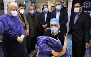 واکسیناسیون کرونا در فارس برای کادر درمان آغاز شد