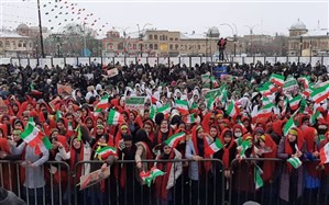بیانیه سازمان دانش آموزی استان همدان بمناسبت 22 بهمن