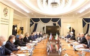 گفتوگوی قالیباف و ماتونیکور درباره توسعه روابط اقتصادی مسکو و تهران