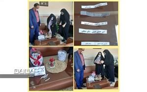 اعلام برندگان مسابقات معمای قرآنی دانش آموزی منطقه 10