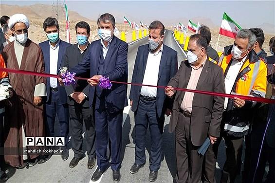 بازدید وزیر راه و شهرسازی از مرزهای ماهی رود و درح