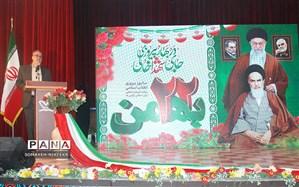 چهل و دومین جشن پرشکوه انقلاب اسلامی در کانون سمیه شهرری