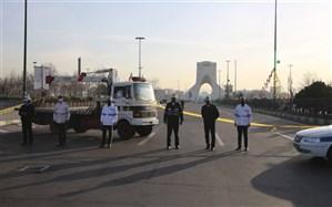 موتورسواران از تغیر مسیر ناگهانی  در طول راهپیمایی 22 بهمن خودداری کنند