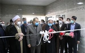 با حضور رئیس کل دادگستری استان زنجان 4 کارگاه تولیدی در زندان ابهر به بهره برداری رسید