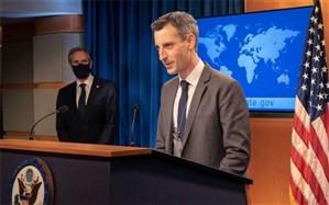 پرایس: بایدن چشمانداز دیپلماسی با ایران را افزایش میدهد