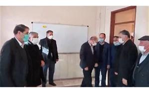 افتتاح مدرسه خیرساز در سراب