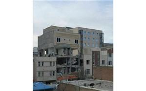 انفجار گاز و تخریب منازل مسکونی در اردبیل