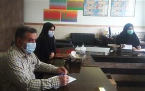 اجرای بسته تحولی مدرسه خوانا درمنطقه ملارد