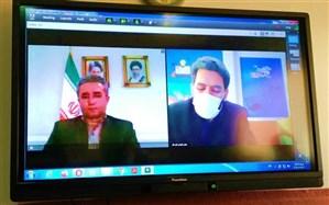 برگزاری وبینار تخصصی مدیران دبیرستان های دوره دوم متوسطه در زنجان