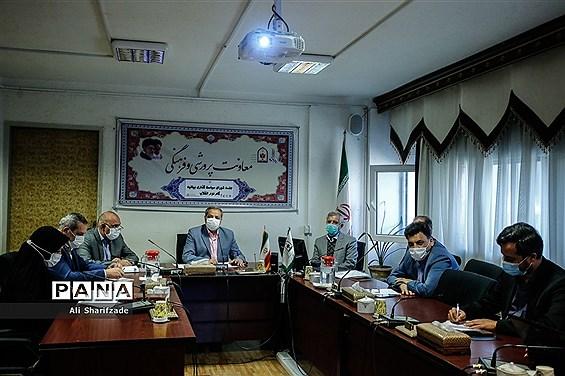 جلسه شورای سیاستگذاری بیانیه گام دوم انقلاب