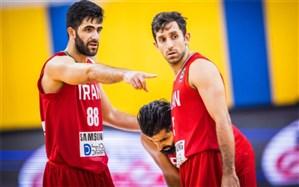 دیدار دوستانه بسکتبال؛ ایران به میزبان المپیک شوک وارد کرد