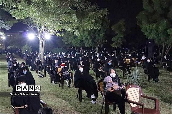 مراسم عزاداری شهادت امام هادی (ع) در بوشهر