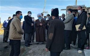 بازدید از روستاهای زنجان و بررسی مشکلات