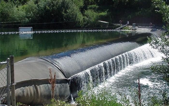 هفت سد لاستیکی درحال احداث گیلان بین ۵۰ تا ۷۰ درصد پیشرفت دارند