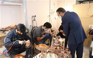 صادرات گیوه و مس زنجان در حال افزایش است