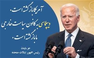 پیام بایدن به زبان فارسی