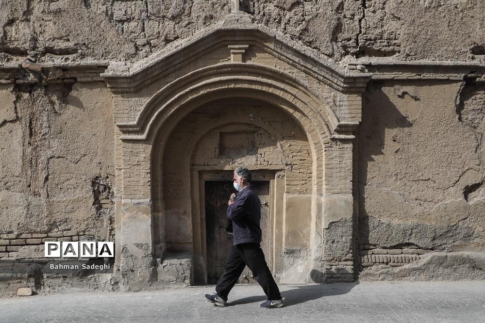 بافت فرسوده شهر تهران