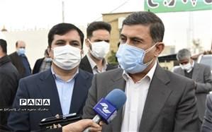 یک مدیر البرزی سکان هدایت شهرستان تازه تاسیس چهارباغ را به دست گرفت