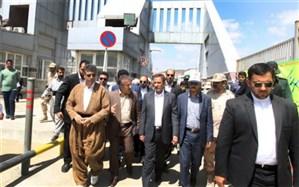 جهانگیری  منطقه ویژه اقتصادی بانه را افتتاح کرد