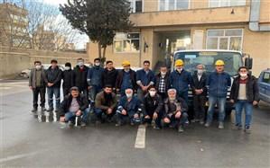 آماده باش کامل اکیپهای اجرایی شرکت توزیع نیروی برق آذربایجان غربی