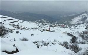 بارش برف از امشب در کوهستان های گیلان آغاز می شود