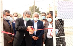 ۲ پروژه آموزش و پرورش استثنایی در آبادان افتتاح شد